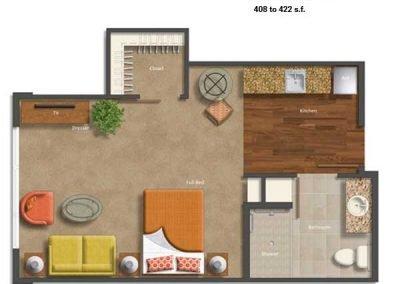 AltaVita Assisted Living Studio Suite