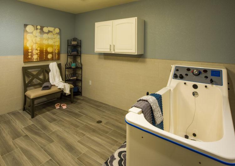 Spa - AltaVita Assisted Living in Longmont