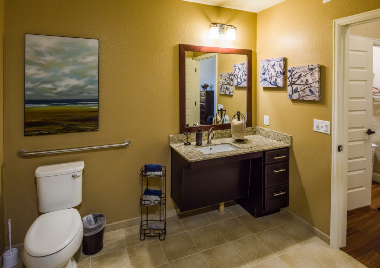Guest Suite at - AltaVita Assisted Living in Longmont