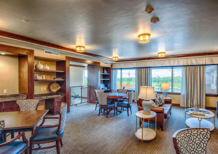 Lounge - AltaVita Assisted Living in Longmont