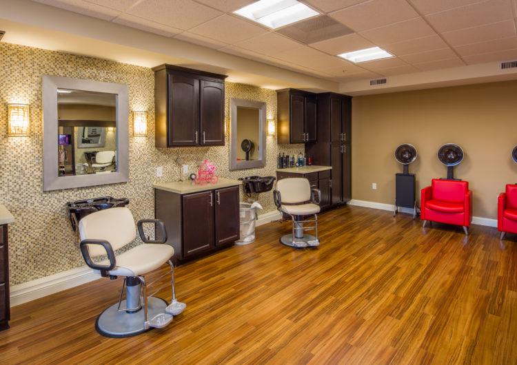 Salon - AltaVita Assisted Living in Longmont