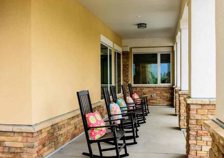 Front Porch - AltaVita Assisted Living in Longmont