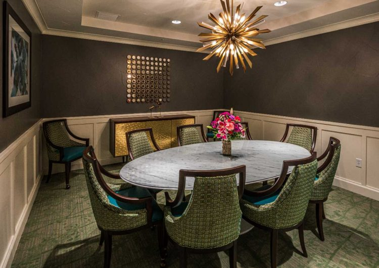 Meeting Room AltaVita Independent Living Longmont, CO