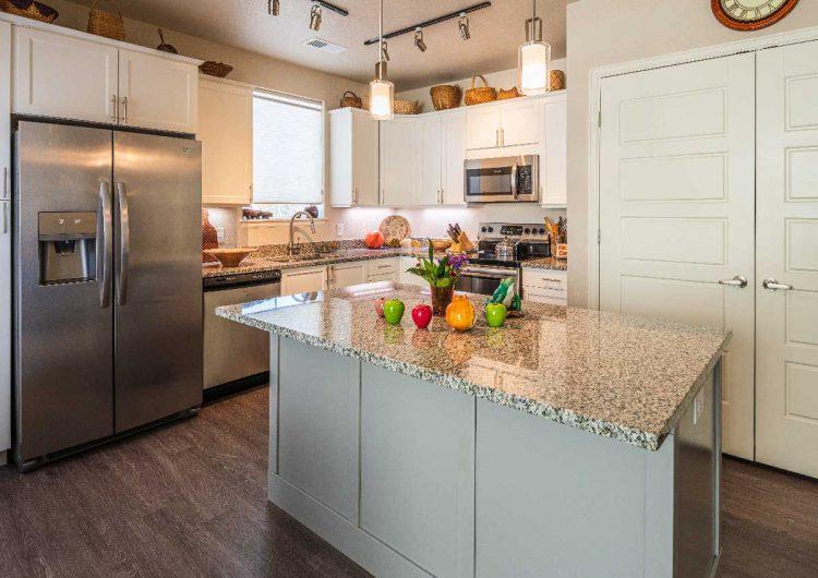 Kitchen AltaVita Independent Living Longmont, CO