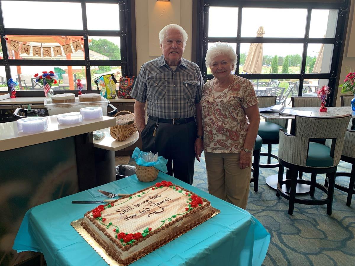 63rd Anniversary Celebration