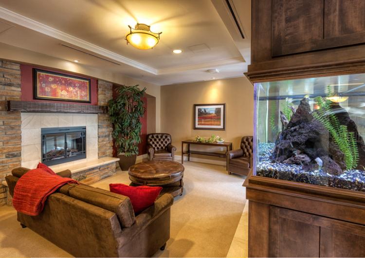 Living Room - AltaVita Memory Care Center in Longmont