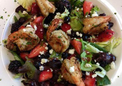 AltaVita Independent Living Shrimp salad
